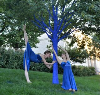 Ballet Misha Performs in the Blue Trees Oct 4th at the Currier Museum